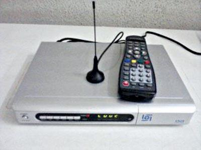 A decoder for digital transmission