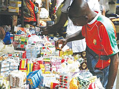 Open drug market...new national drug distribution guidelines seek to establish a well-ordered drug distribution system for Nigeria