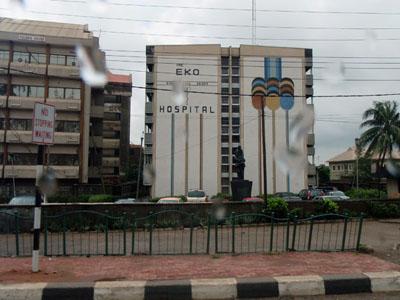 Eko Hospital. Photo: Gbooza