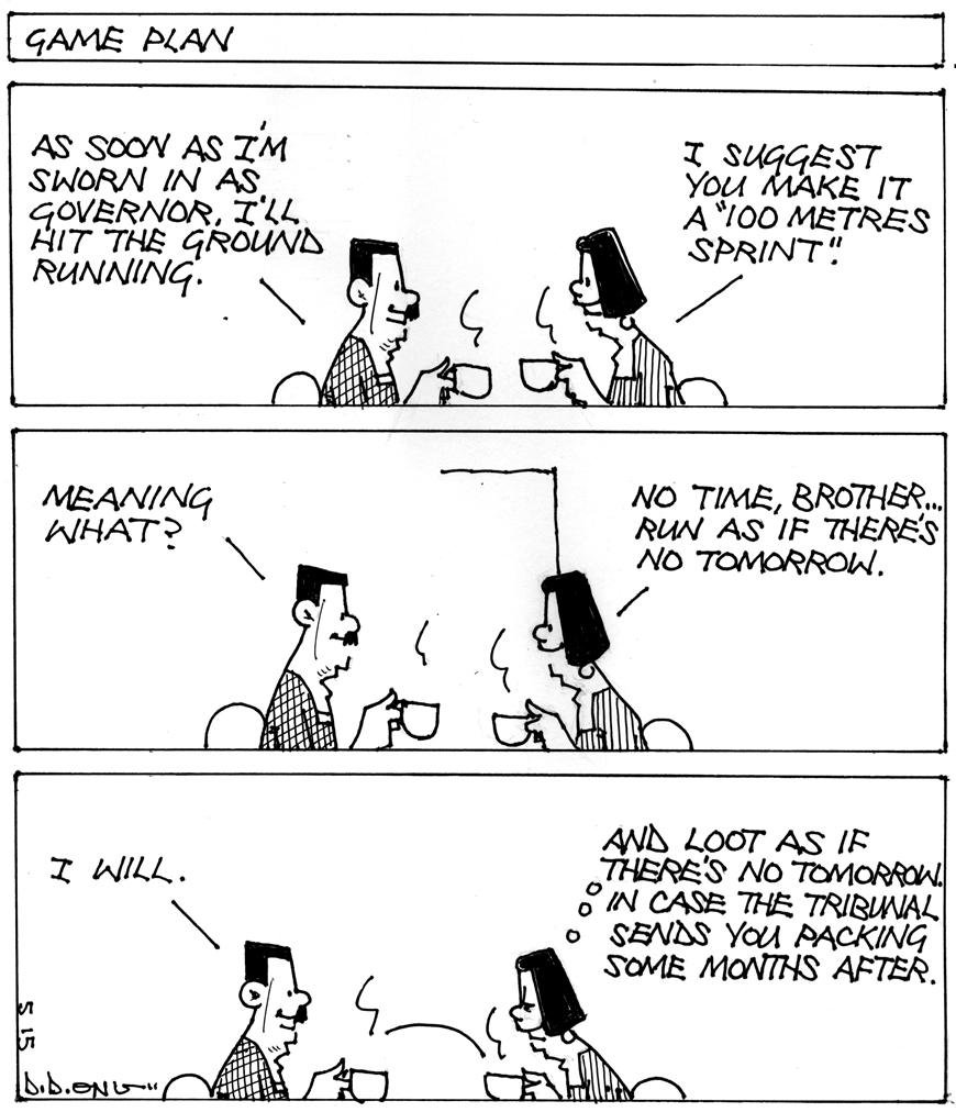 Editorial Cartoon 07-5-15