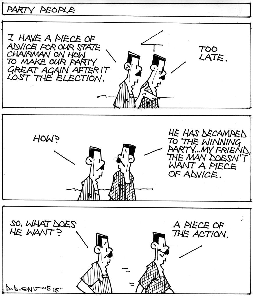 Editorial Cartoon 10-05-15