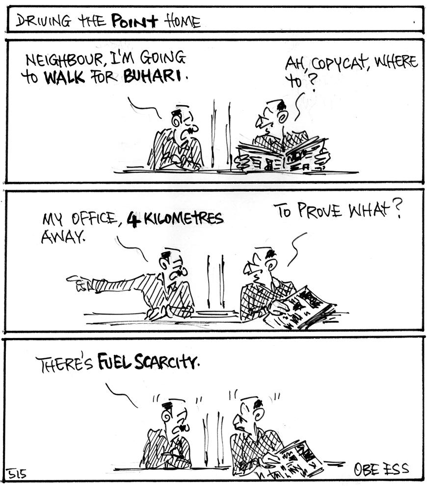 Editorial Cartoon 4-5-15