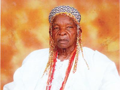 THE Orungberuwa of Erinje Kingdom, Oba Samuel Orimisan
