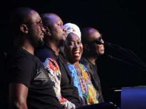 Idol judges: Darey Art-Alade, Yinka Davies and Dede Mabiaku. Photo: Bellanaija