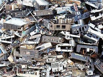 E-waste, recently