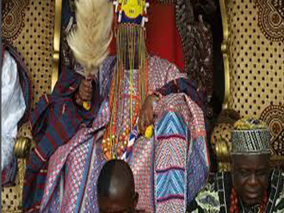 Ewi of Ado-Ekiti