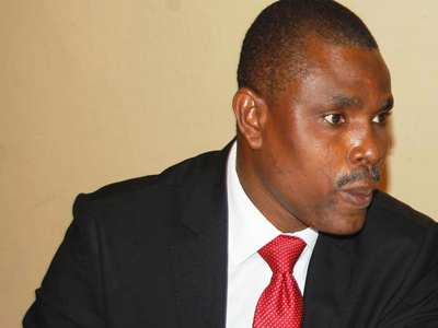 Executive Secretary of the Financial Reporting Council of Nigeria, Jim Obazee -