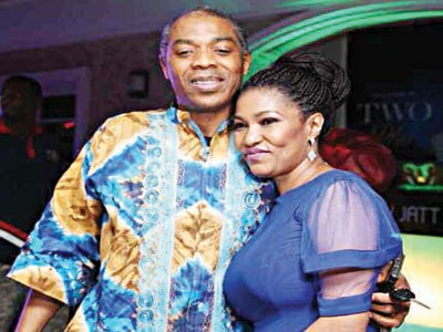 Femi and Funke Kuti