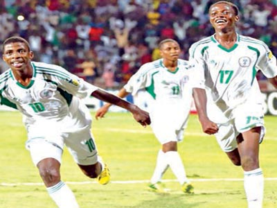 The Flying Eagles are expected to leave Germany for New Zealand ahead of their first game against Brazil at the FIFA U-20 Word Cup…on June 1