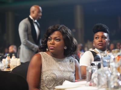 Funke-Akindele (middle). Photo: events-pro