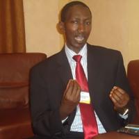 General Cyrille Ndayirukiye
