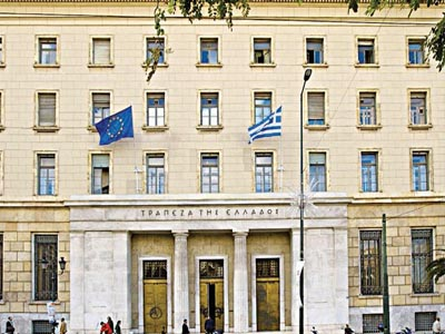 Greece Bank