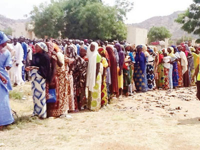 IDPs Adamawa