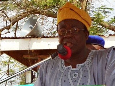 Moses Alake Adeyemo,
