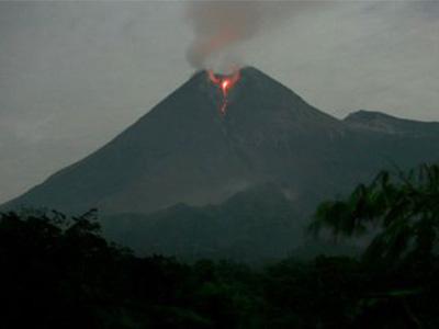 Nicaragua's Telica volcano