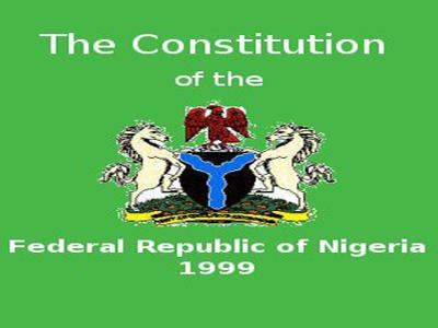 Nigaria-constitution