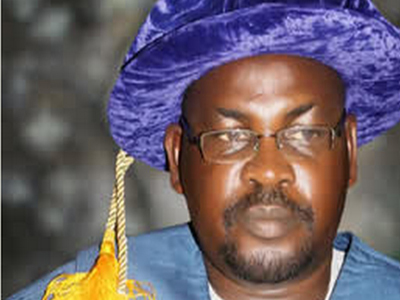 Vice Chancellor, University of Maiduguri (UNIMAID), Prof Ibrahim Abubakar Njodi