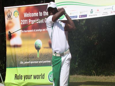 Fresh from Cameroun Open triumph, Andrew Oche Odoh eyes CMCL Championship.