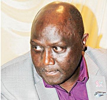 NOC Secretary General, Tunde Popoola.