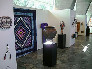 Quintessence Gallery, Lekki, Lagos. Photo; dasiko