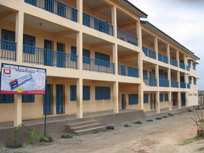 A school in Lagos