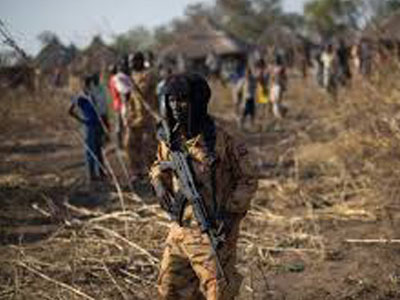 South Sudan battle rages