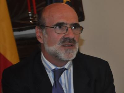 Spanish Ambassador to Nigeria, Alfonso Barnuevo,