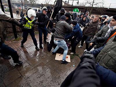 Swedish neo-Nazi