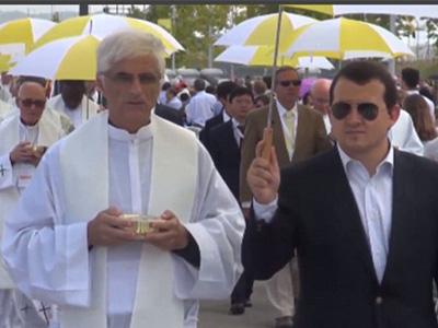 Thousands flock to Kenyan beatification of Italian nun