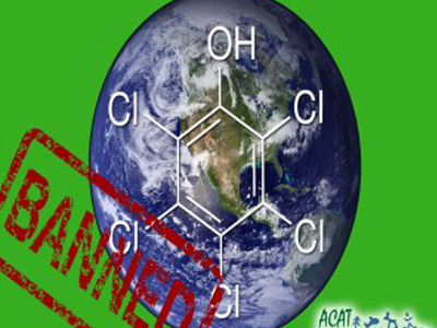 Toxic pesticide globally Banned