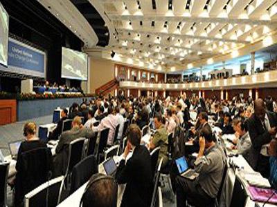 UN climate change conference in Bonn
