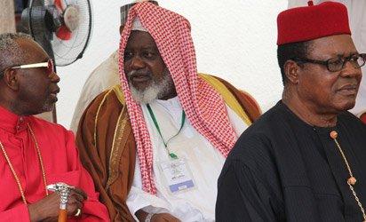 Ustaz Musa Muhammad(Right). Photo: jaguda