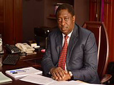 The Chairman of Bi-Courtney Nigeria Limited, Wale Babalakin