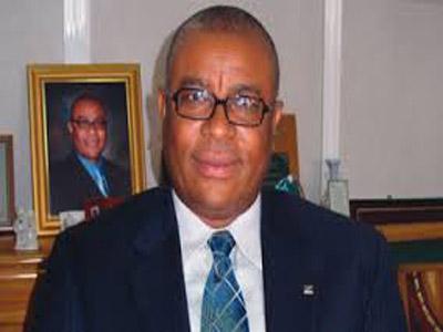 Managing Director of Linkage Assurance Plc, Mr. Godwin U. S. Wiggle