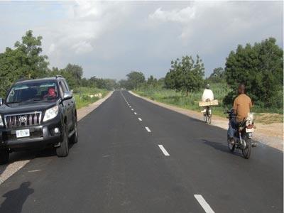 Zaria-Kano Highway. Photo; transtech-cn