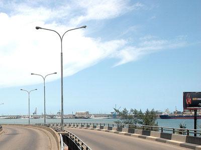 Eko bridge. Phoo; snipview