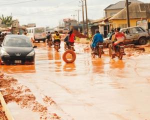 Ayobo-Ipaja road