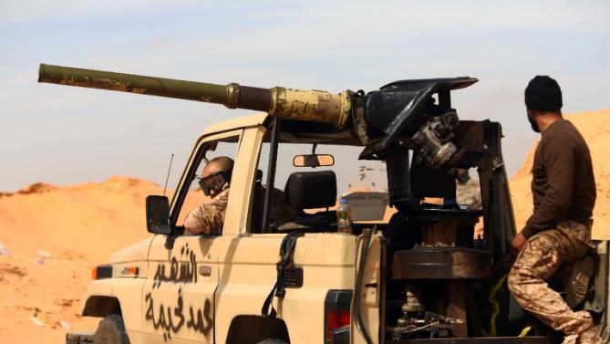 libya milita