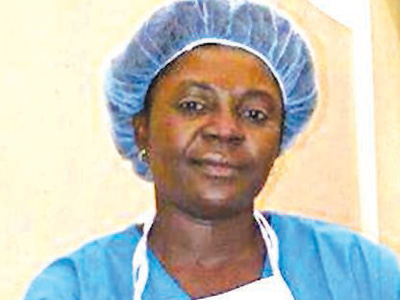 missing nurse
