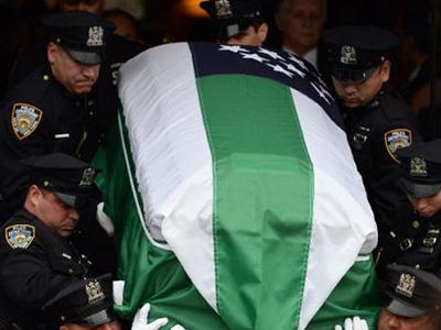 murdered New York officer