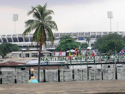 Lagos National Stadium. Photo: wikipedia