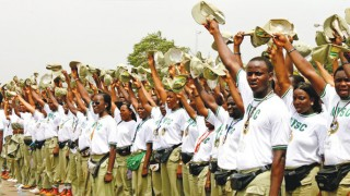 Solfa notation of the NYSC(National Youth Service Corps) anthem