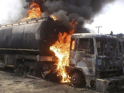 petrol tanker fire kills 69 in Onitsha