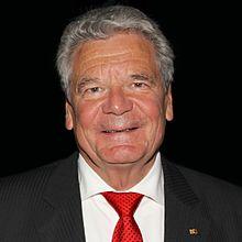 president Joachim Gauck, Lammert