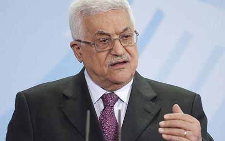 president Mahmud Abbas