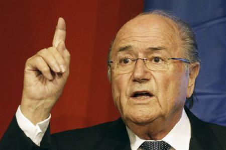 Joseph Sepp Blatter