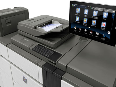 MX-6500N MX-7500N | MFPs | Multifunction Printers | Multifunction Copiers | SHARP. Photo; siica.sharpusa