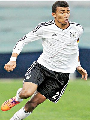 Germany skipper, Kevin Akpoguma, will come up against the Flying Eagles of Nigeria in today's U20 World Cup Round of 16 clash, but he has not ruled out the possibility of featuring for Nigeria's full international team.