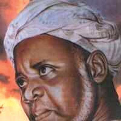 The late Sheikh Nyaas