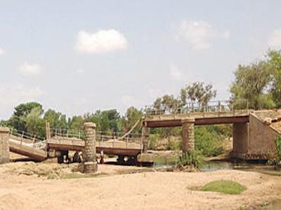 Bombed Bridge